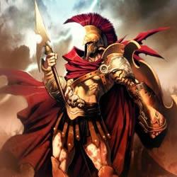 Arès - dieu de la guerre