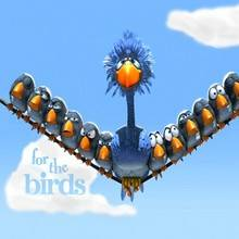 For the birds - Court métrage Pixar
