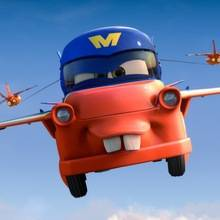 Cars Toon - Air Martin