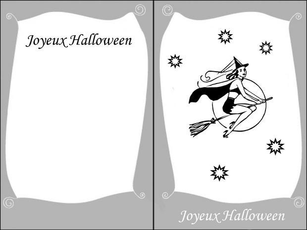 Coloriage Chateau Sorciere.Coloriage Halloween 384 Coloriages D Halloween Gratuits A Imprimer