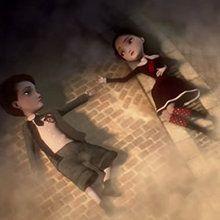 Puzzle : Jack et Miss Acacia