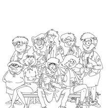 L'équipe enseignante de Saint-Potache