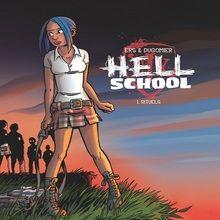 Coloriage Hell School