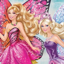 Barbie Mariposa et le Royaume des fées