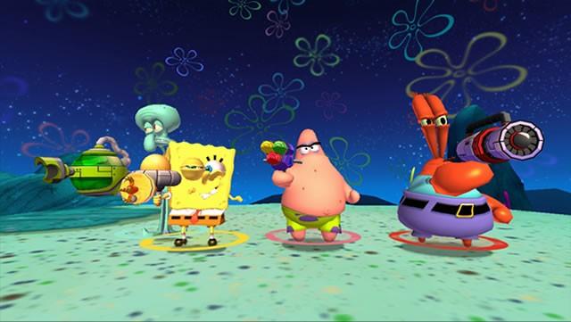 Bob L'éponge, la Vengeance Robotique de Plankton arrive sur consoles !