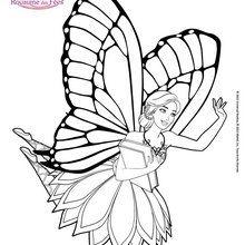 La fée Mariposa