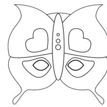 Masque de Papillon