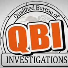 Coloriage QBI - Qualified Bureau of Investigation