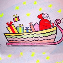 Dessiner des personnages de Noël