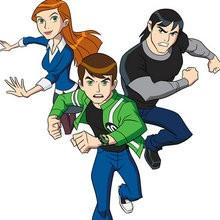 Cartoon Network, Coloriage BEN 10