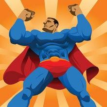 Super-héro, Super héros insolites