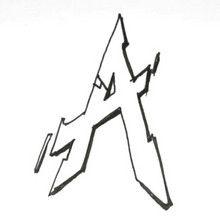 A en grafitti