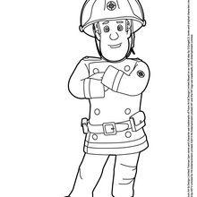 Sam le pompier à Pontypandy