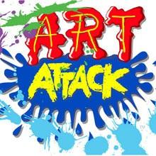 id es d 39 activit s avec art attack sur disney junior. Black Bedroom Furniture Sets. Home Design Ideas