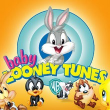 Coloriage BABY LOONEY TUNES