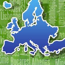 Le jeu des capitales (EUROPE)