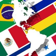 Reconnaître les drapeaux du continent Américain