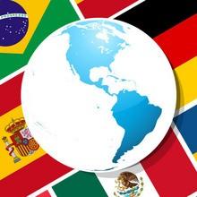 Reconnaître les drapeaux du monde