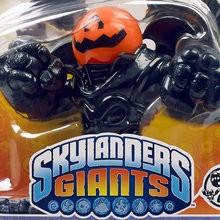 Un Skylander Giant pour Halloween !