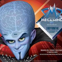 Jeu : Mega Labyrinthe MegaMind