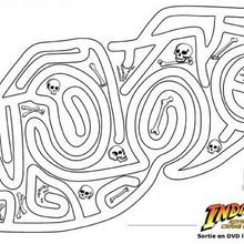 Coloriage indiana jones coloriage indiana jones du - Coloriage indiana jones ...