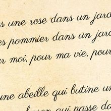 Poésie : chloé mesnage - hainneville (France)