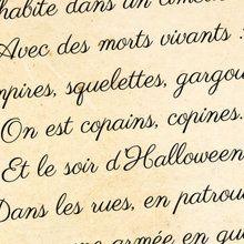 Poésie : concour halloween