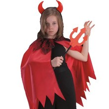 Le déguisement de diable