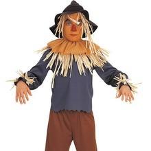 Activité : Le déguisement de l'épouvantail