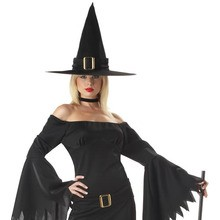 Le déguisement de sorcière