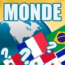 Jeu : Trouve le bon drapeau (MONDE)