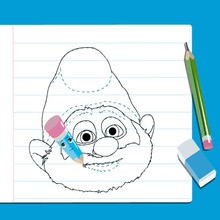 Leçon de dessin : Dessiner un sapin de Noël