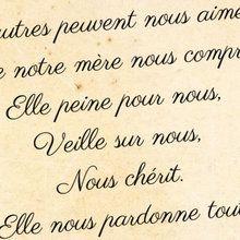 Poésie : Justine Leprince - Mers sur Indre (France)