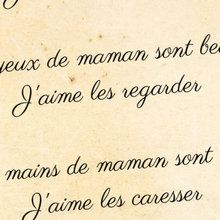 Poésie : justine tordeurs - quenast (France)