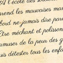 L'école des sorcières (de Jacqueline Moreau)