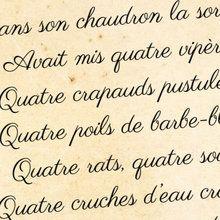 La soupe de la sorcière (de Jacques Charpentreau)