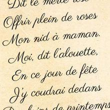 Poésie : mc sween lilly - joliette (France)