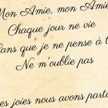 Amitié 24 Poésies écrites Par Des Enfants