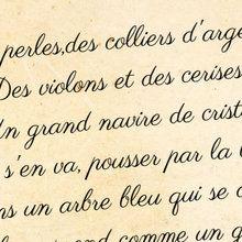 Poésie : panotier marie-pascale - poitier (France)