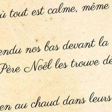 poème pour Noël(pour le concours d'Audrey)