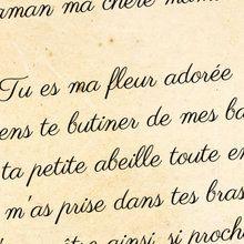 Poésie : santyana fey - la roche sur yon (France)