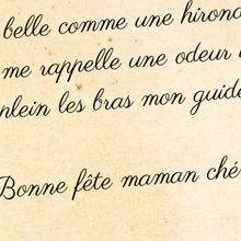 Poésie : wenda joly - pontivy (France)