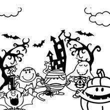 Bonne Fête de Halloween