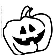 Citrouille de Halloween