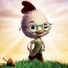 Coloriage CHICKEN LITTLE