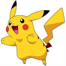 Pikachu à imprimer
