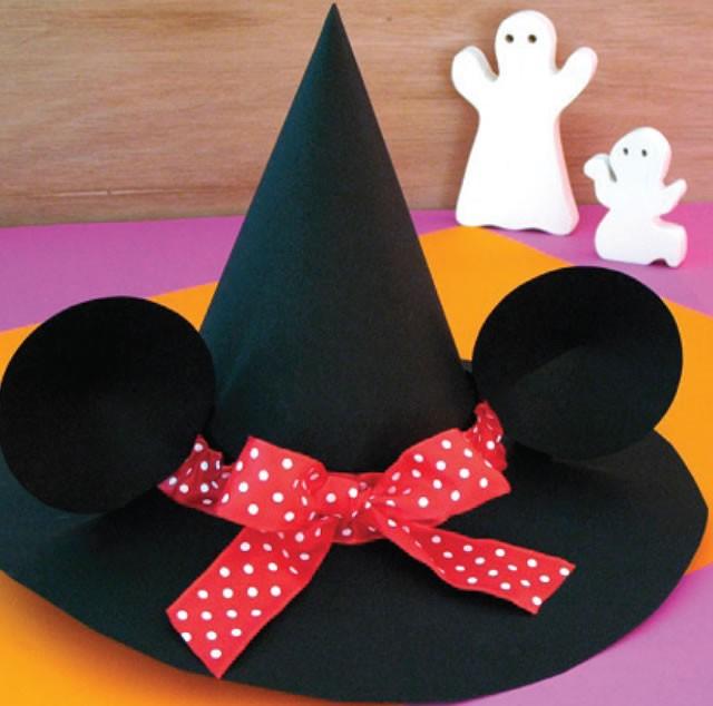 Le Chapeau de sorcière de Minnie