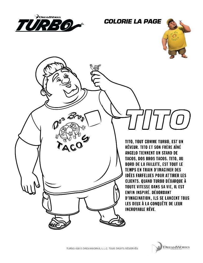 Coloriages tito - Turbo coloriage ...