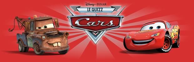 Les personnages de CARS