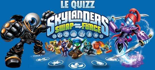 Quizz Skylanders